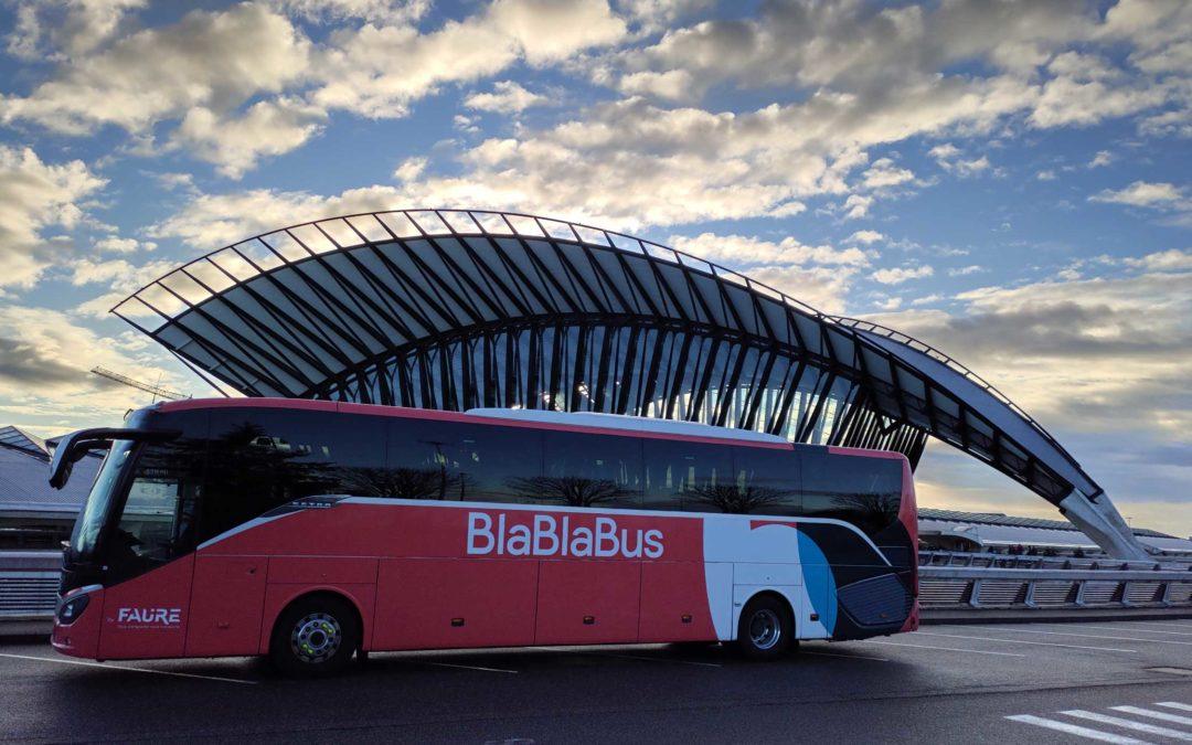 Arrêt des lignes Blablabus